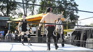 Lucha Libre wrestling at Willy Taco's Willy De Mayo