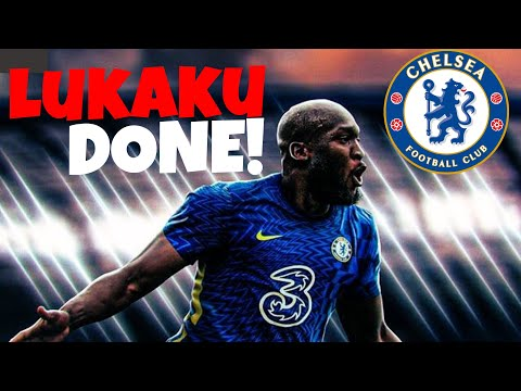 Chelsea News | Lukaku DONE DEAL £95 MILLION | SIX reasons why Lukaku will be a SUCCESS