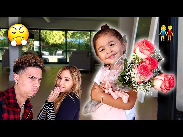 ELLE GOES ON HER FIRST DATE!!! **GUESS WITH WHO**