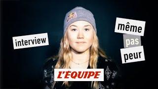 Tess Ledeux «Tous les matins quand je me lève j'ai un peu peur mais j'aime ça» - Ski - Freestyle