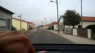 Gafanha da boa hora,Portugal,rua principal