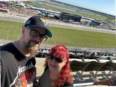 Daytona International Speedway Open House 2019   Seating Tour, Talking Races & Welcome To Rockville