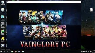 Vainglory PC Gameplay Moba 2018