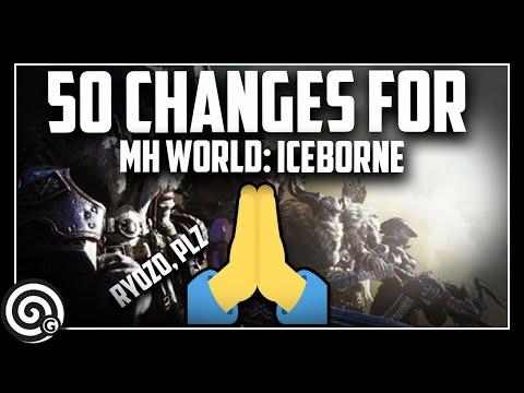 50 Changes I'd Like for Monster Hunter World: Iceborne thumbnail