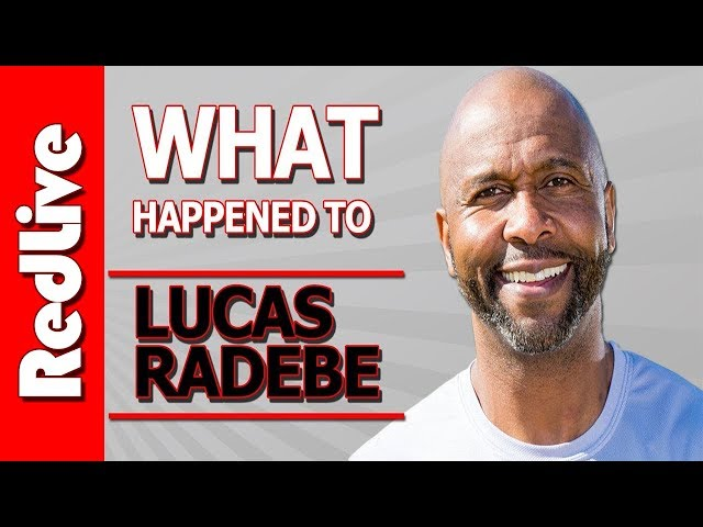 What Happened to Lucas Radebe