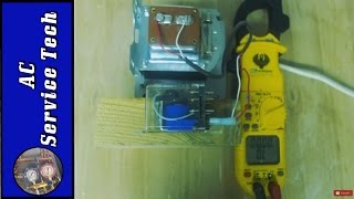 Troubleshooting the HVAC Ice Cube Relay!