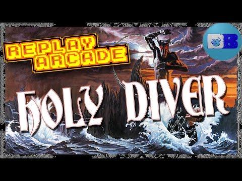 Holy Diver NES : Replay Arcade