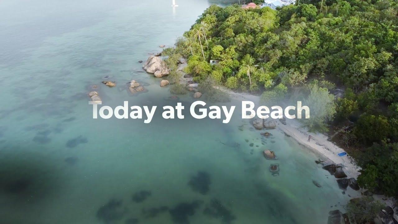 Gay Beach (Nudist Beach) Koh Phangan | Thailand 2020