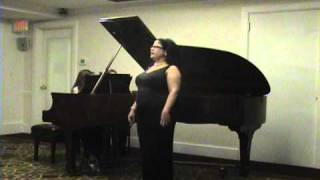 Michelle Abadia - The Little Things You Do Together (Sondheim)