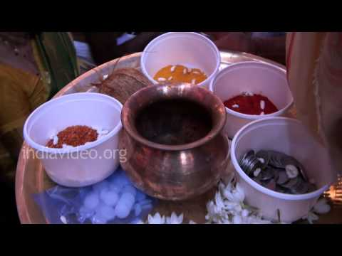 Marriage Rituals of Kannada Brahmins, Karnataka