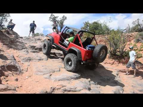 Jeep CJ7 with 4bt cummins