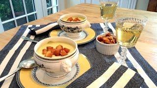 Episode 17 - Creamy Zucchini Soup (crema De Calabacines)