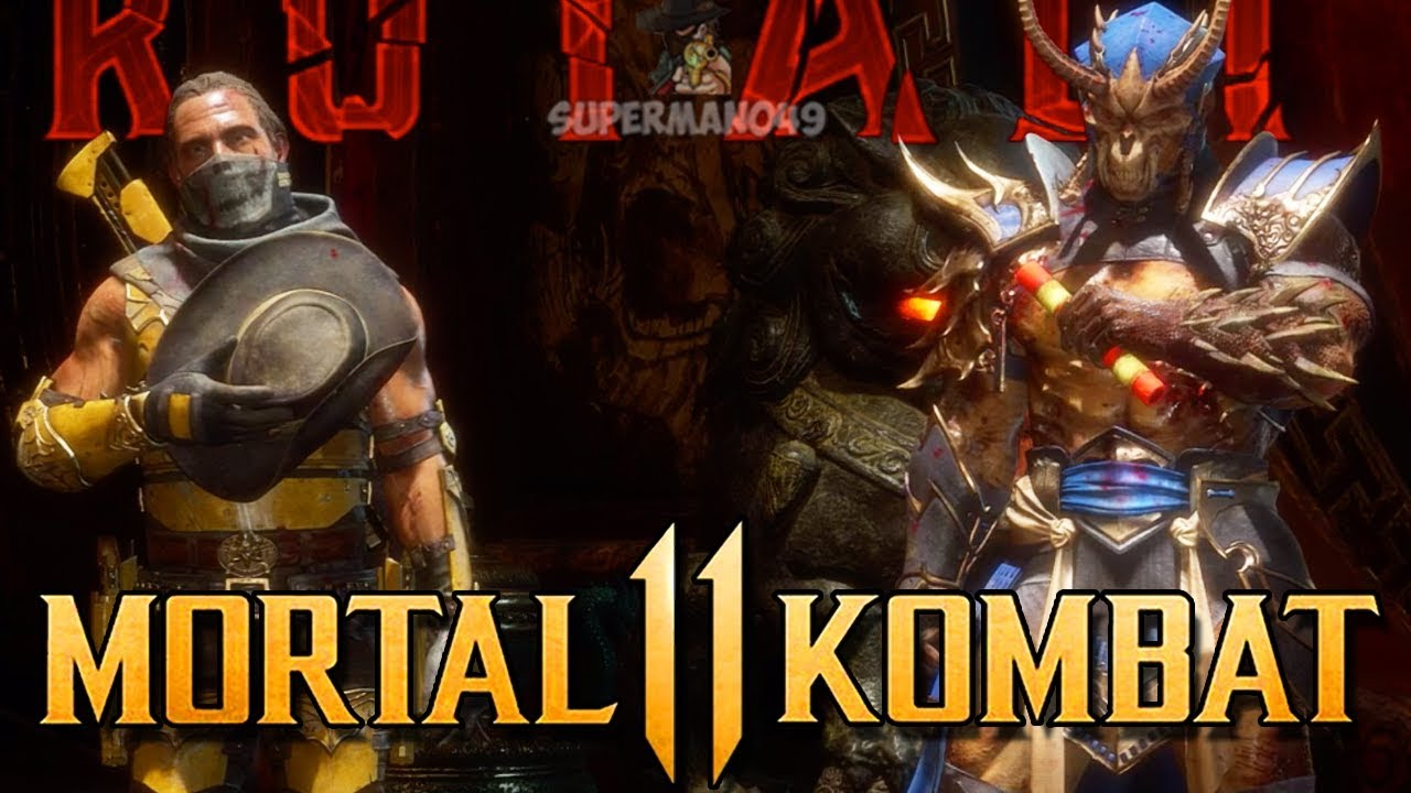 I Got An AMAZING Erron Black BrutaIity! - Mortal Kombat 11: