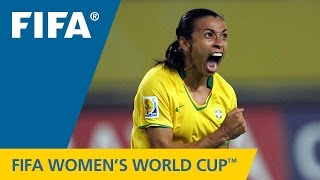 Greatest Women's World Cup Goal? MARTA in 2007