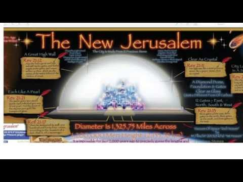 8/2016 Latest Planet X Interview & New Jerusalem Timetable - Gill Broussard