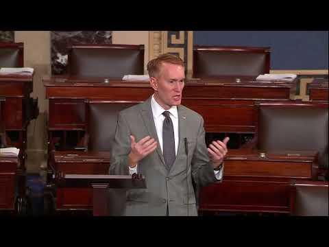 Senator Lankford Talks about the Russia Investigation on the Senate Floor