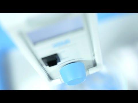 VELP Digital Overhead Stirrer DLH