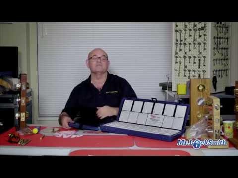 Lab Pin Kits for Professional & Beginner Locksmiths   Mr. Locksmith™ Video