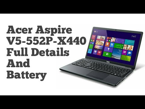 ACER ASPIRE V5-552P ALPS TOUCHPAD WINDOWS 7 64-BIT