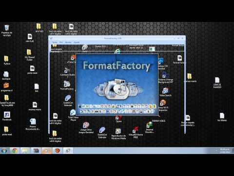 como descargar format factory
