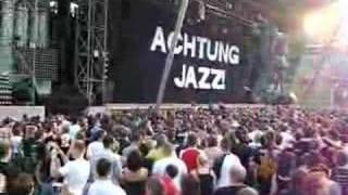 Die Ärzte - Himmelblau Live Berlin Wuhlheide 01.06.08