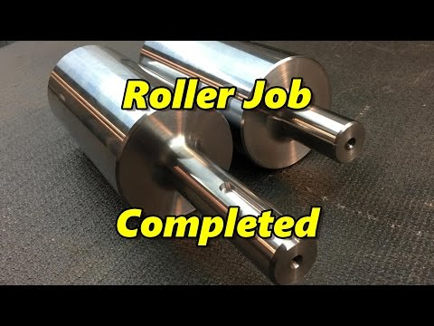 SNS 168 Part 2: Completion Of Rollers