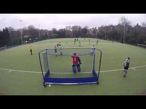 First Half - Sheffield Uni Bankers Mens 1st XI vs Wakefield Mens 1st XI - 21/01/2017