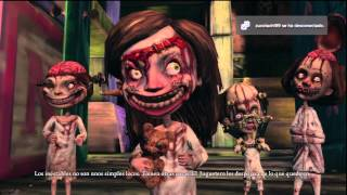 Alice Madness Returns (Parte 20 Locura Transitoria !! ) Gameplay comentado.