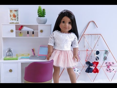 How to Make An 18 Inch Doll Bed Barbie Mala Y Buena Rutina De La Mañana De Barbie बुरी बार्बी और शुभ बार्बी सुबह दिनचर्या Kötü Barbie Ve İyi Barbie