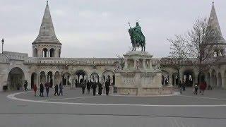 Будапешт. Столица Венгрии. Budapest - Hungary(Будапешт — столица Венгрии и самый крупный город страны. Город образовался в 1873 году в результате слияния..., 2016-05-10T16:48:49.000Z)