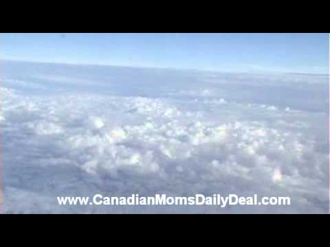 Flying Over Calgary, Alberta (Canadian Moms Looking For Great Daily Deals)