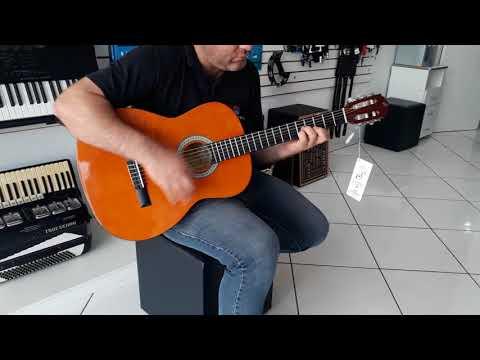 Violão Giannini Start N14 Nylon Classico Estudante - Território da Música
