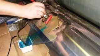 Ремонт печатного и офсетного цилиндров.(, 2014-03-18T19:12:33.000Z)
