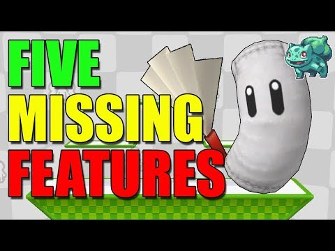 Top 5 Features I MISS in Super Smash Bros Ultimate thumbnail