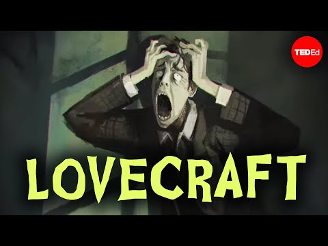 Video image: Titan of terror: the dark imagination of H.P. Lovecraft - Silvia Moreno-García