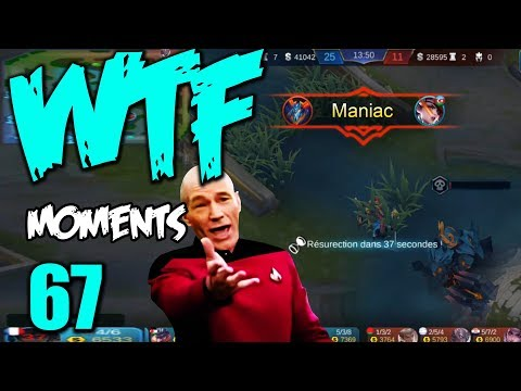Mobile Legends WTF | Funny Moments Episode 67