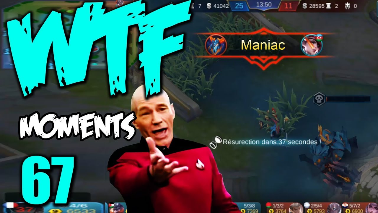 Mobile Legends WTF Funny Moments Episode 67 YouTube