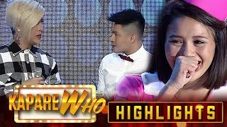 Vice Ganda gets jealous and scolds Ion | It\'s Showtime KapareWHO