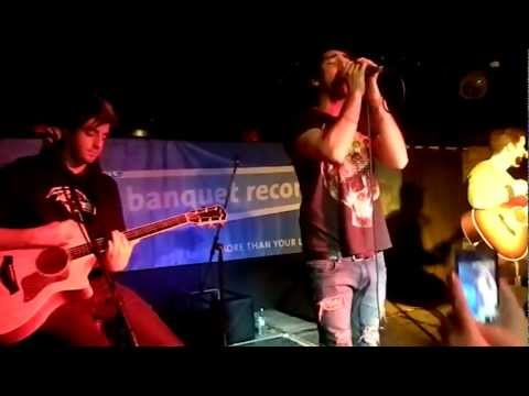 Somewhere In Neverland - All Time Low (acoustic show, February 5, 2013)