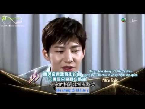 {2016.10.01} [Vietsub] Song Jae Rim 송재림 interview TVB Entertainment News - @Star talk