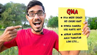 Crazy XYZ QnA | All Questions Answered 😄