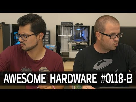 Awesome Hardware #0118-B: Coffee Lake Leaked Benchmarks, HTC to SELL Vive, PCIe 4.0 imminent