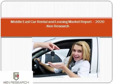 Middle East Car Rental and Leasing Market Report 2020