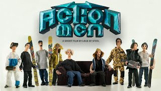 ACTION MEN - A Skiing Short By The Legs Of Steel