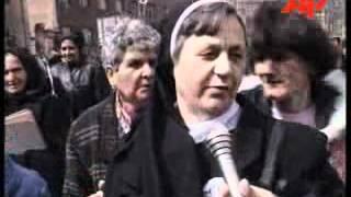 BOSNIA-SARAJEVO-POPE JOHN PAUL II VISIT-April 13-1997