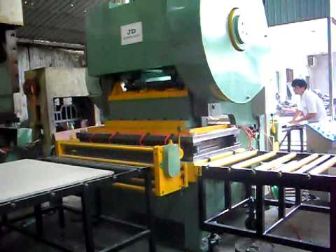 Gypsum Board Perforation Machine, Mineral Wool Board Perfora