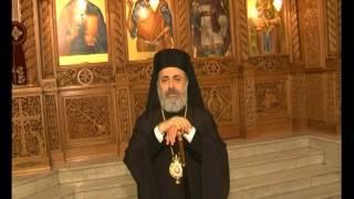 الميلاد-بالمسيح اعتمدتم-المطران بولس يازجي.flv