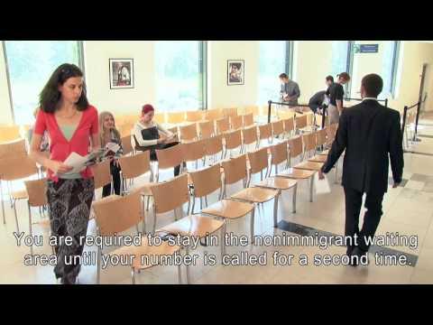 Non-immigrant Visa Interview