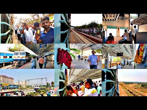 Bangalore Mangalore New Railway Line Inauguration Full Coverage!