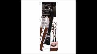 Maybelline Eye Studio Master Duo Glossy Liquid Liner, Bronzed Shimmer
